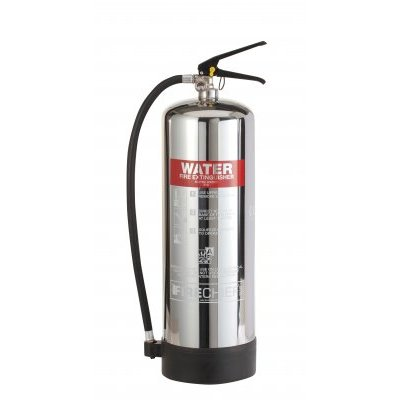 9ltr Water Extinguisher Stainless Steel
