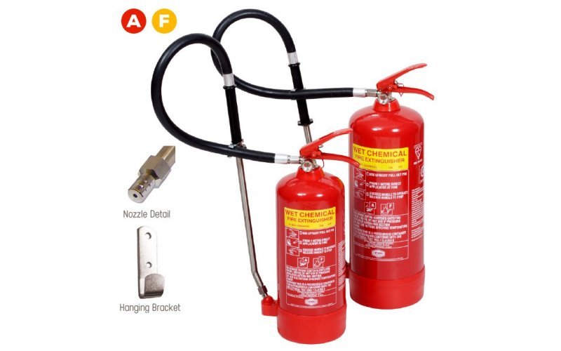 3ltr Wet Chemical Fire Extinguisher